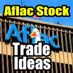 Aflac Stock trade ideas