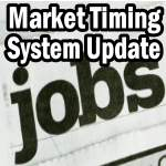 Weekly Initial Unemployment Insurance Claims market timing system update