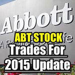 ABBOTT Labs Stock Trades for 2015 Update