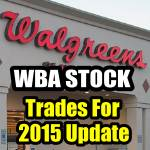 Walgreens Boots Alliance Stock trades for 2015 update