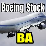Boeing Stock BA