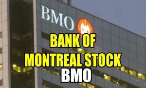 Bank of Montreal Stock BMO
