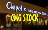 Chipotle Mexican Grill Stock - CMG