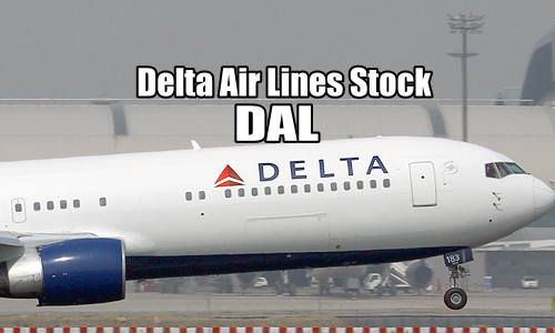 Delta Air Lines Stock DAL