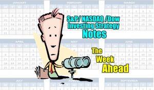 Stock Market Outlook The Week Ahead