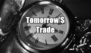 Tomorrow's Trade for Nov 3 2015