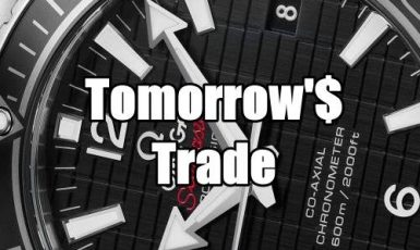 Tomorrow's Trade Ideas
