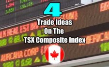 4 Canadian Stock trade ideas