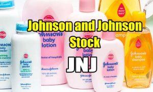 Johnson and Johnson Stock JNJ