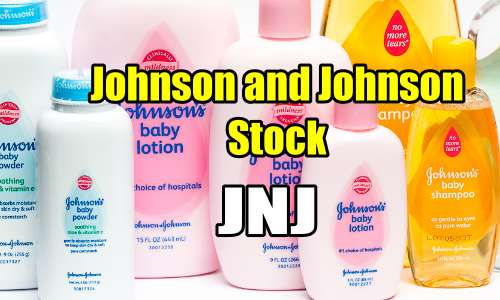 Johnson and Johnson Stock JNJ