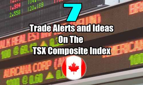 7 trade ideas on the TSX Composite Index