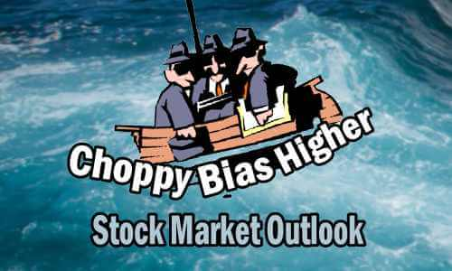 Stock Market Outlook for Thu Jun 20 2019 – Choppy And Higher