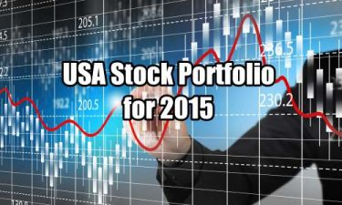 USA Stock Portfolio for 2015