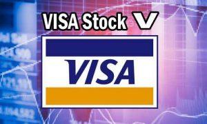 VISA Stock V