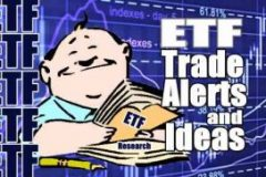 ETF Trade Alerts and Ideas