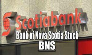 BNS Bank Of Nova Scotia Stock