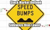 Stock Market Outlook sideways bias lower