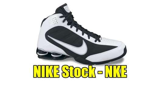 Nike Stock NKE