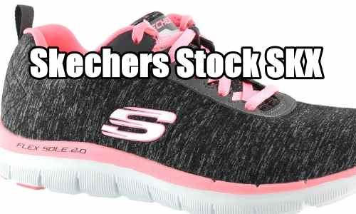 Skechers Stock SKX
