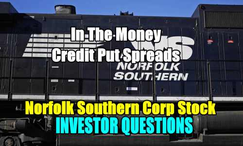 Norfolk Southern Corp Stock Investor Questions