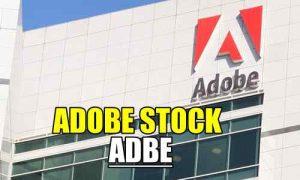 Adobe Stock ADBE