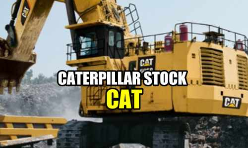 Caterpillar Stock (CAT)