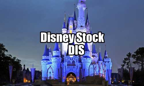 Walt Disney Stock (DIS)