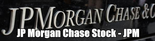 JP Morgan Chase Stock (JPM) Falls – Understand Your
