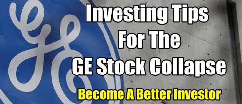 Investing tips for the GE Stock collapse