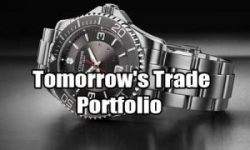 Tomorrow's Trade Portfolio