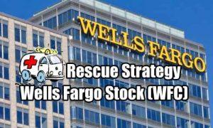 Wells Fargo Stock (WFC) trade rescue strategies