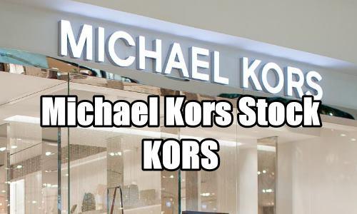 Michael Kors Stock (KORS)