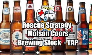 Molson Coors Brewing Stock (TAP)