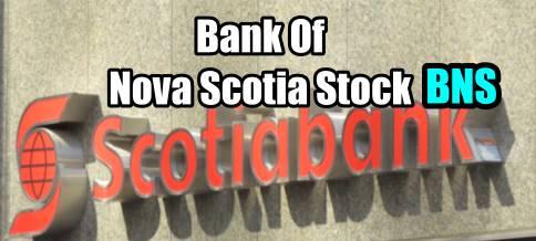 Bank Of Nova Scotia Stock (BNS)