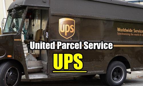 United Parcel Service Stock (UPS)