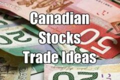 Canadian Stocks Trade Ideas