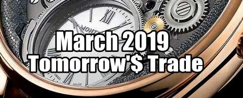Tomorrow's Trade March 2019
