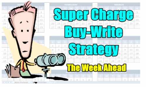 Covered Calls - Super Charge Buy-Write Strategy - Week Ahead