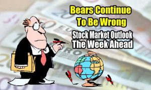 Bears Continue To Be Wrong
