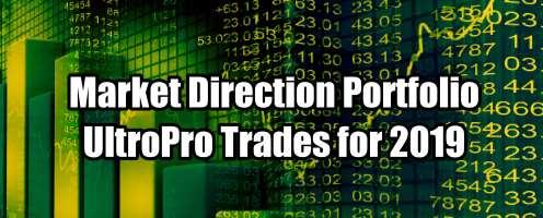Market Direction Portfolio UltraPro Trades Summary