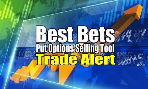 Best Bets Portfolio Trade Alert