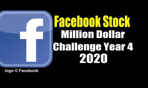 Facebook Stock (FB) Million Dollar Challenge Trade Alert