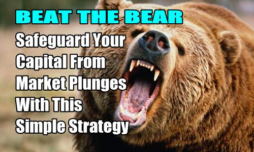 Safeguard Your Capital From Market Plunges With This Simple Strategy