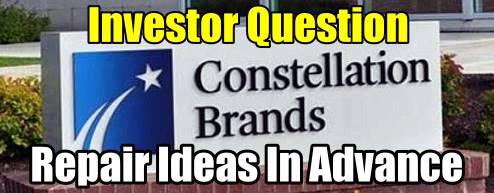 Constellation Brands Stock (STZ)