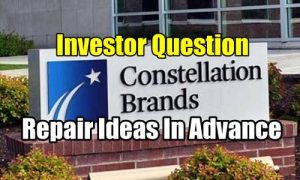 Repairs Ideas In Advance Of Expiry For Constellation Brands Stock (STZ) Trade - Jun 15 2020