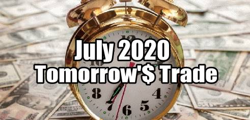 Tomorrow's Trade for July 2020