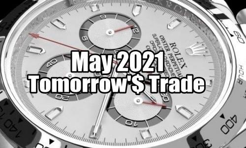 Tomorrow's Trade for May 2021