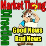 Market Timing / Market Direction Good News Bad News
