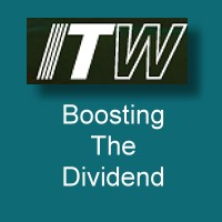Illinois Tool Works Stock – Getting A Better Dividend
