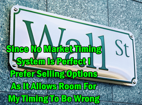 Market Timing Systems are far from perfect